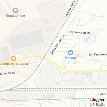 Березка на Яндекс.Картах