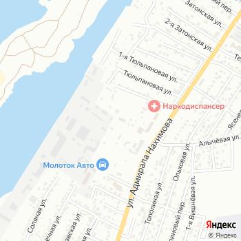 Астраханский областной центр по гидрометеорологии и мониторингу окружающей среды на Яндекс.Картах