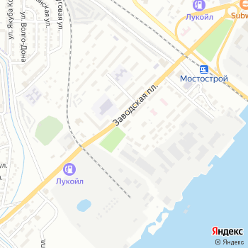 Администрация Трусовского района на Яндекс.Картах