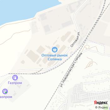 Сеть магазинов садово-хозяйственных товаров на Яндекс.Картах