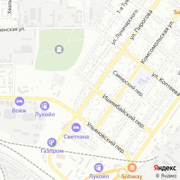 Дизель-Маркет на Яндекс.Картах