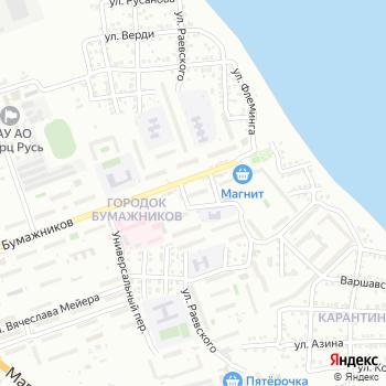 Ромашка на Яндекс.Картах