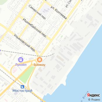 Великая Русская Империя на Яндекс.Картах