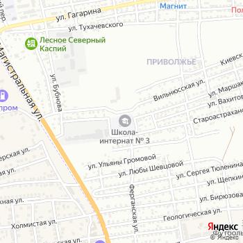 Специальная коррекционная общеобразовательная школа-интернат для слабослышащих детей на Яндекс.Картах