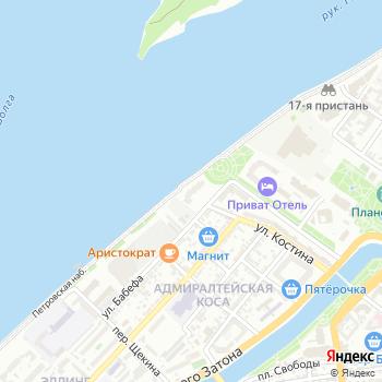 Белый Рояль на Яндекс.Картах