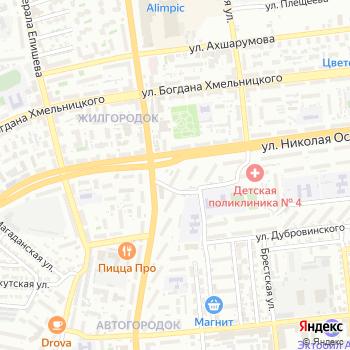 Почта с индексом 414045 на Яндекс.Картах