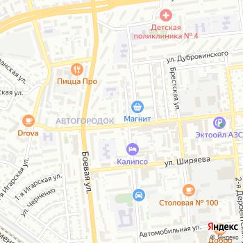 Автоколор на Яндекс.Картах