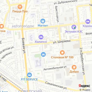 Почта с индексом 414021 на Яндекс.Картах