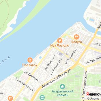 Великое братство казачьих войск на Яндекс.Картах