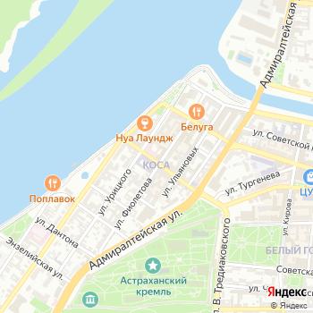 Астраханский государственный театр кукол на Яндекс.Картах