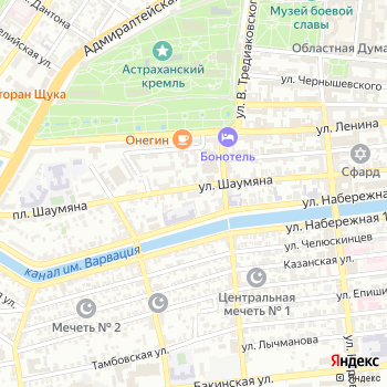 Гинокс на Яндекс.Картах