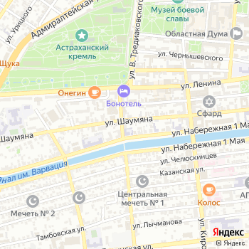 Валком на Яндекс.Картах