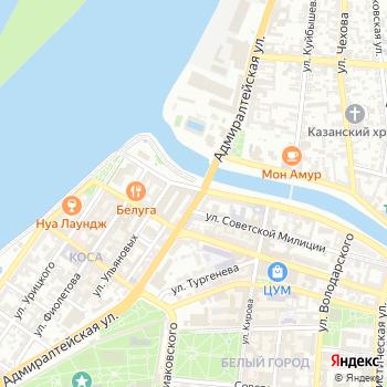 Астраханская городская территориальная организация профсоюза работников народного образования и науки РФ на Яндекс.Картах