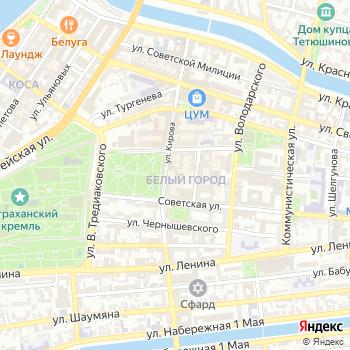 I`chi на Яндекс.Картах