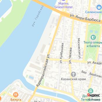 РСС-Элит на Яндекс.Картах