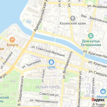 Отдел полиции №4 Управления МВД России по г. Астрахани на Яндекс.Картах