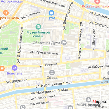 Бархат на Яндекс.Картах