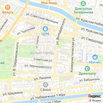 Гамма телеком на Яндекс.Картах