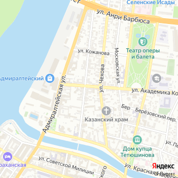Профессор на Яндекс.Картах