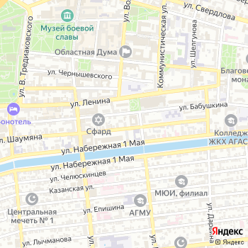 Лидер-Инвест на Яндекс.Картах
