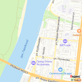 Жиляков В.Н. на Яндекс.Картах
