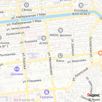 Смартс на Яндекс.Картах