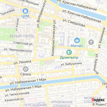 Медиум на Яндекс.Картах