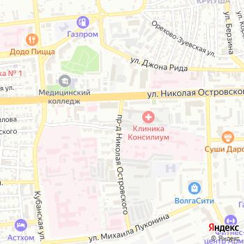 Грааль на Яндекс.Картах
