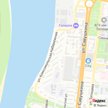 Почта с индексом 414056 на Яндекс.Картах