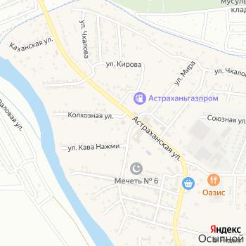 Почта с индексом 416471 на Яндекс.Картах