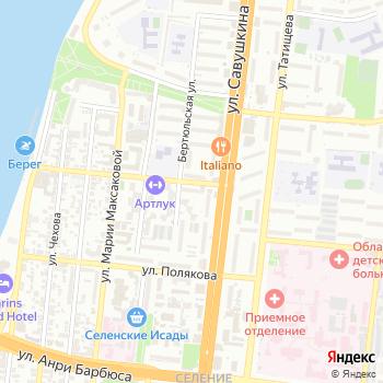Амазон на Яндекс.Картах