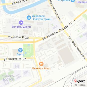 Бош Авто Сервис-Лонжерон на Яндекс.Картах