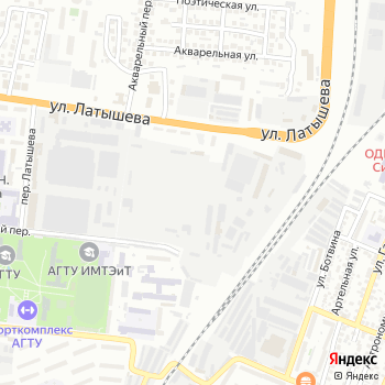 Астраханский станкостроительный завод на Яндекс.Картах