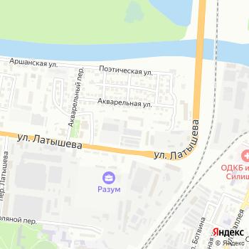 Левша на Яндекс.Картах
