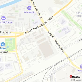 Огнеон на Яндекс.Картах