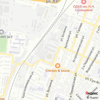 Экспресс офис на Яндекс.Картах