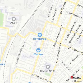 Почта с индексом 414052 на Яндекс.Картах