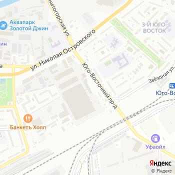 Евролайн на Яндекс.Картах
