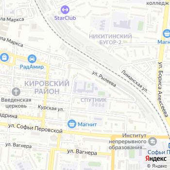 Средняя общеобразовательная школа №12 на Яндекс.Картах