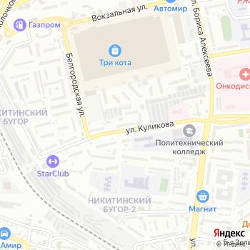 Почта с индексом 414051 на Яндекс.Картах