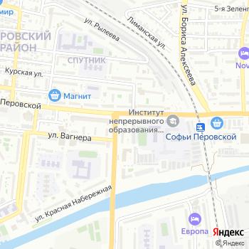 Инвестиционно-финансовый сервис на Яндекс.Картах