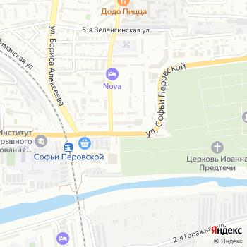 Флешка на Яндекс.Картах