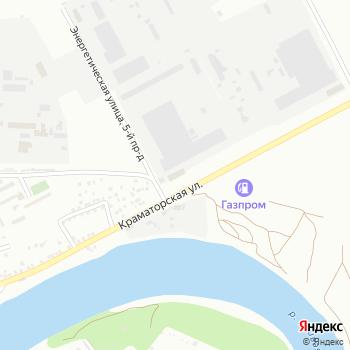 Астраханьнефтегаз на Яндекс.Картах