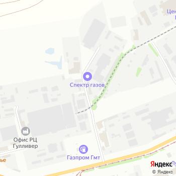 Сервис-Мастер на Яндекс.Картах
