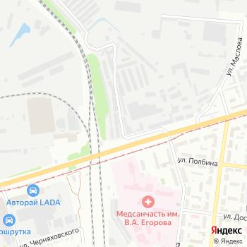 БВМ на Яндекс.Картах