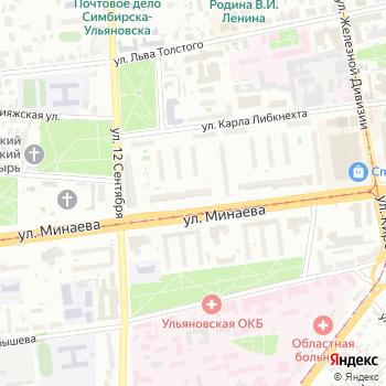 А2 на Яндекс.Картах