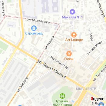 Отдел правового на Яндекс.Картах