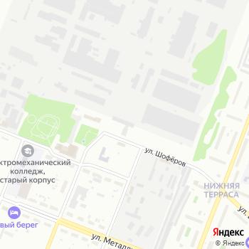 Почта с индексом 432007 на Яндекс.Картах