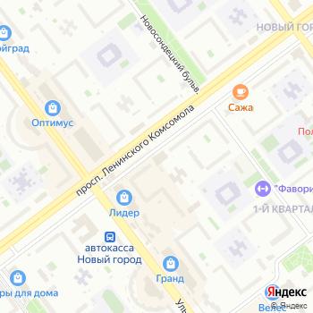 Скан на Яндекс.Картах