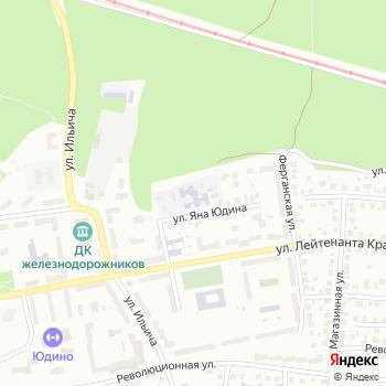 Детский сад №88 на Яндекс.Картах